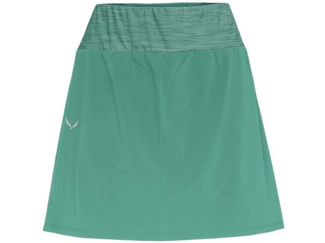 SALEWA Pedroc Durastretch Jupe-short Femme, feldspar green